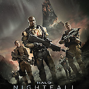 "Halo Nightfall  is an ongoing live-action Xbox Originals webseries for the Xbox One, Xbox 360, and other Microsoft devices to be released in 2014. Consisting of five episodes,[5] the series was created by Scott Free Productions in conjunction with 343 Industries. Acclaimed filmmaker Ridley Scott was the show's executive producer along with Scott Free TV President David Zucker; it was directed by television director Sergio Mimica-Gezzan.  In the series, ""A strange and treacherous world exposes elite UNSC operatives to a much deeper danger."" The five episodes of Nightfall will air on the Halo Channel"