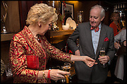 CHRISTINE HAMILTON; NEIL HAMILTON, Ralph Lauren host launch party for Nicky Haslam's book ' A Designer's Life' published by Jacqui Small. Ralph Lauren, 1 Bond St. London. 19 November 2014