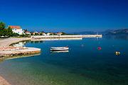 Fishing village on the Peljesac Peninsula, Dalmatia, Croatia