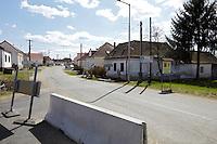 Grenzübergang Eberau Szentpéterfa