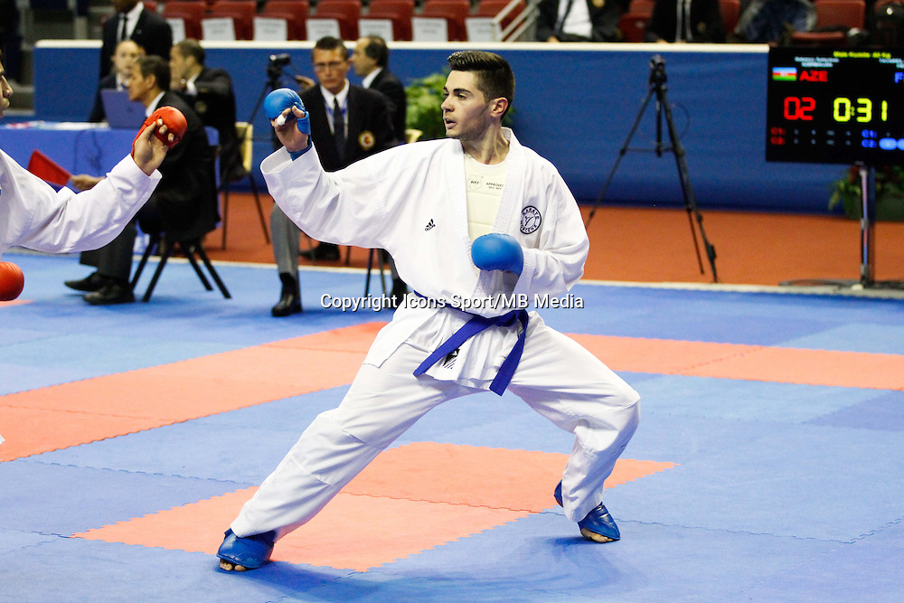 Kevin LOPES TAVARES - 24.01.2015 - Open de Paris - Karate Premier League -<br />