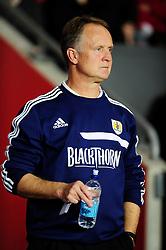 Bristol City Head coach, Sean O'Driscoll - Photo mandatory by-line: Joe Dent/JMP - Tel: Mobile: 07966 386802 24/09/2013 - SPORT - FOOTBALL - Stadium of Light - Sunderland V Peterborough United - Capital One Cup