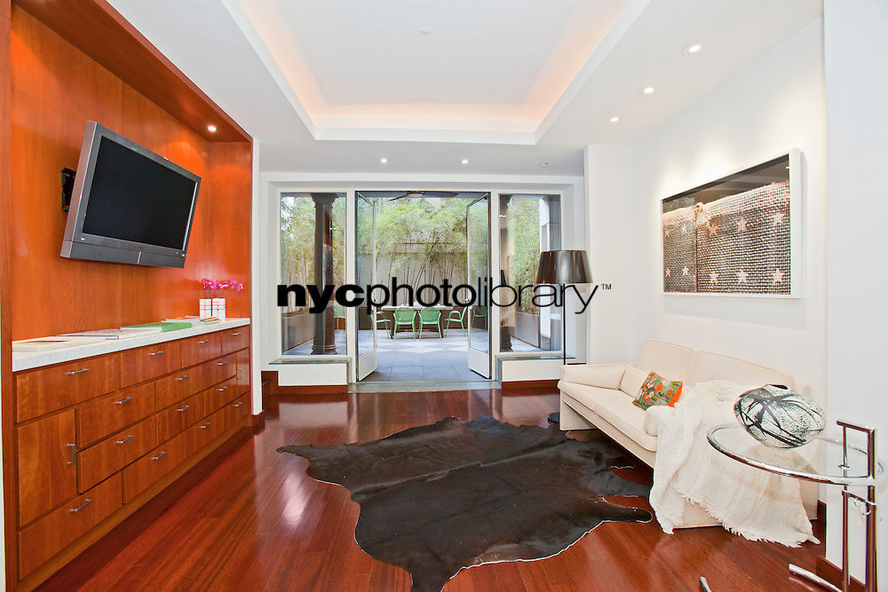 Lounge at 247 Central Park West