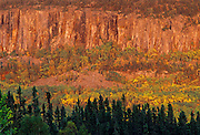 The Bluffs at Kama Bay<br /> Near Nipigon<br /> Ontario<br /> Canada