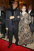 l to r: Geoffrey Holder and Carmen de Lavallade at The Alvin Ailey Opening Night Gala and Celebration of the 20th Anniversary of Judith Jamison as Artistic Director held at The New York City Center on Decemeber 2, 2009 in New York City