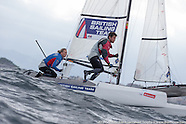 2013 Isaf Test Event  | day 3 | Nacra 17