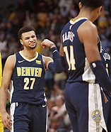 Nuggets v Lakers - 11 March 2018