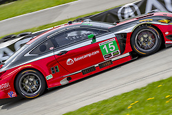 May 6, 2018 - Lexington, Ohio, United States of America - The 3GT Racing Lexus RCF GT3 car races through the turns during the the Acura Sports Car Challenge at Mid Ohio Sports Car Course in Lexington, Ohio. (Credit Image: © Walter G Arce Sr Asp Inc/ASP via ZUMA Wire)