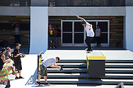 Paul Rodriguez during Street League Skate Practice at 2013 X Games Los Angeles in Los Angeles, CA. ©Brett Wilhelm/ESPN