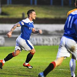 Cowdenbeath v Berwick Rangers, Scottish League Two, 5 January 2019