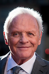 Anthony Hopkins attends the US Premier of 'Transformers: The Last Knight' on the Chicago River in front of the Civic Opera House on Tuesday June 20, 2017 in Chicago, IL. Photo: Christopher Dilts / Sipa USA *** Please Use Credit from Credit Field ***