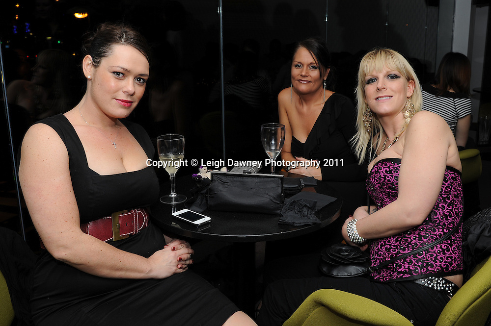 Highlights of The Vertigo Bar, Hornchurch. Official opening night. 01.12.11. Photo: Leigh Dawney