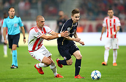 04.11.2015, Karaiskakis Stadium, Piraeus, GRE, UEFA CL, Olympiacos vs Dinamo Zagreb, Gruppe F, im Bild Marko Rog // during UEFA Champions League group F match between Olympiacos and Dinamo Zagreb at the Karaiskakis Stadium in Piraeus, Greece on 2015/11/04. EXPA Pictures © 2015, PhotoCredit: EXPA/ Pixsell/ Slavko Midzor<br /> <br /> *****ATTENTION - for AUT, SLO, SUI, SWE, ITA, FRA only*****