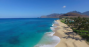 Maili Beach, Waianae, Leeward coast, Oahu, Hawaii