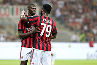 Mbaye Niang e Franck Kessie - Milan