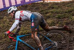 HARNDEN Harriet (GBR) during Women Under 23 race, 2020 UCI Cyclo-cross Worlds Dübendorf, Switzerland, 2 February 2020. Photo by Pim Nijland / Peloton Photos | All photos usage must carry mandatory copyright credit (Peloton Photos | Pim Nijland)