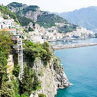 Costa Amalfitana, Italia. Amalfi Coast, Italy