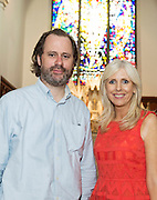 Pictured at the launch of Midsummer Melodies, a concert of choral music with Marine Institute singers, SSE Airs taking place in the Augustinian Church Galway on June 11th. Proceeds to COPE Galway were John Crowley SSE and Carmel Dooley director Marine Institute Singers. Photo:Andrew Downes, xposure.