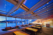 Cactus Club Cafe Coal Harbour, Vancouver | Acton Ostry Architects | 2013