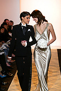 NEW YORK - FEBRUARY 5-13: Best Of Olympus Fashion Week February 6-13, 2004 in New York City.   (Photo by Matthew Peyton)