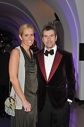 PAUL & VICTORIA STEWART at The Surrealist Ball in aid of the NSPCC in association with Harpers Bazaar magazine held at the Banqueting House, Whitehall, London on 17th March 2011.