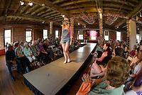 Fashion & Flair at the Belknap Mill.  Karen Bobotas for the Laconia Daily Sun