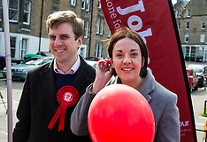 Kezia Dugdale meets supporters in the Meadows | Edinburgh | 17 April 2016