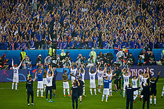 160703 Euro 2016 Day 28 France v Iceland