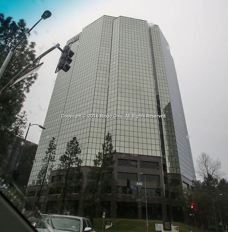 Exterior of insurer Health Net&rsquo;s headquarters in Woodland Hills. (Photo by Ringo Chiu/PHOTOFORMULA.com)<br /> <br /> Usage Notes: This content is intended for editorial use only. For other uses, additional clearances may be required.