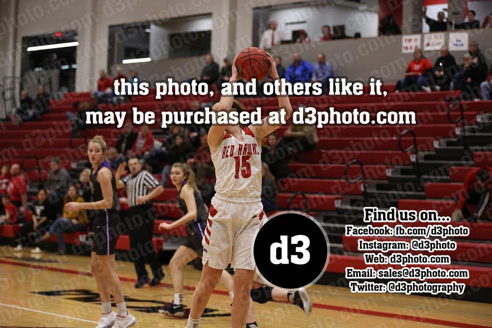 Women's Basketball: Ripon College Red Hawks vs. Cornell College Rams