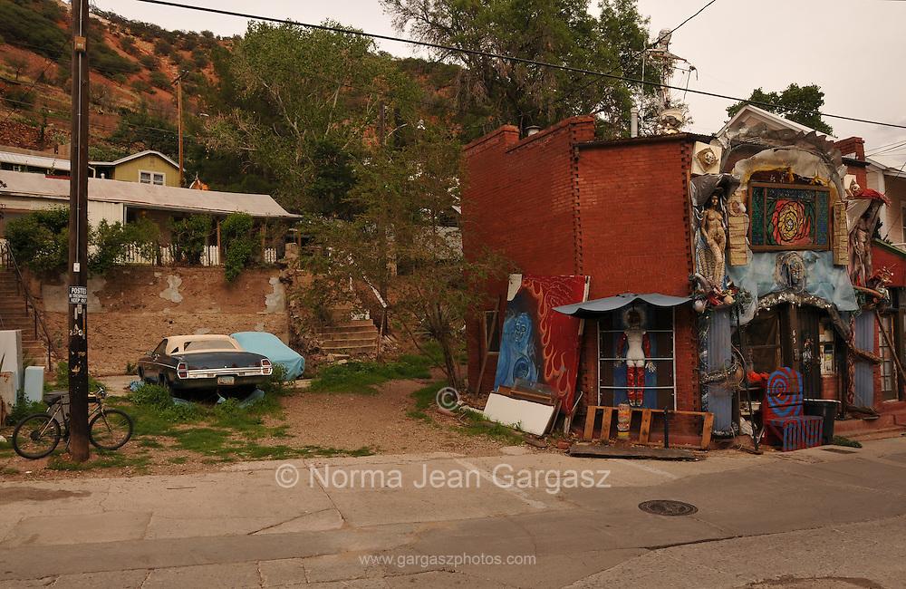 Bisbee, Arizona, USA.