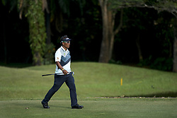 March 22, 2019 - Kuala Lumpur, Malaysia - Thongchai Jaidee of Thailand walks on 15th hole on Day Two of the Maybank Championship at Saujana Golf and Country Club on March 22, 2019 in Kuala Lumpur, Malaysia  (Credit Image: © Chris Jung/NurPhoto via ZUMA Press)