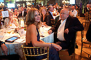 TRINNI WOODALL; CHRIS BLACKHURST, Evgeny Lebedev and Graydon Carter hosted the Raisa Gorbachev charity Foundation Gala, Stud House, Hampton Court, London. 22 September 2011. <br /> <br />  , -DO NOT ARCHIVE-© Copyright Photograph by Dafydd Jones. 248 Clapham Rd. London SW9 0PZ. Tel 0207 820 0771. www.dafjones.com.