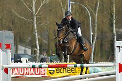 Krause, Christian, Silva 107<br /> Bad Schwartau - Springturnier <br /> Springprüfung Kl. M<br /> © www.sportfotos-lafrentz.de/Stefan Lafrentz