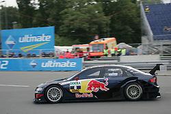 02.07..2011, Norisring, Nürnberg, GER, DTM 2011  5. Rennen,  im Bild: Mattias Ekström (SWE #08 Audi Sport Team Abt Sportsline).   // during the dtm race Nuernberg race 05, on 02/07/2011  EXPA Pictures © 2011, PhotoCredit: EXPA/ nph/   Theisen       ****** out of GER / CRO  / BEL ******