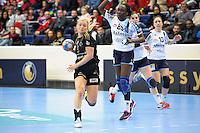 Stine Oftedal - 04.03.2015 - Issy Paris / Le Havre - 16eme journee de D1<br /> Photo : Andre Ferreira / Icon Sport