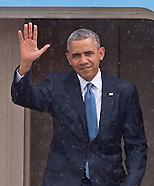 President Obama In Brussels