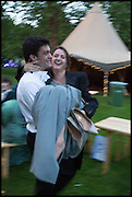 SAM DAVIES KATE MURRANT, The Tercentenary Ball, Worcester College. Oxford. 27 June 2014