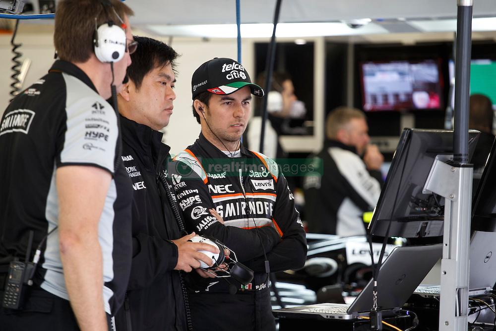 October 28, 2016 - Mexico - City, Mexico - 11 Sergio Perez (MEX, Sahara Force India F1 Team),  Motorsports: FIA Formula One World Championship 2016, Grand Prix of Mexico, (Credit Image: © Hoch Zwei via ZUMA Wire)