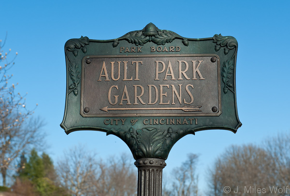 Ault Park Cincinnati Ohio