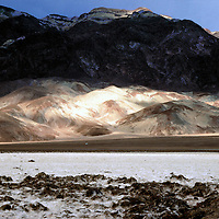 Photography of Death Valley, California