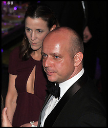 David Cameron's advisers Steve Hilton and Catherine Fall attend the Official State Dinner at the White House,Washington, as part of the Prime Minister David Cameron official visit to the White House, Wednesday March 14, 2012 . Photo By Andrew Parsons/ i-Images