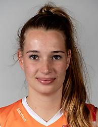 10-05-2018 NED: Team shoot Dutch volleyball team women, Arnhem<br /> Nicole Oude Luttikhuis #17 of Netherlands