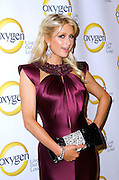 Paris Hilton attends the Oxygen Upfronts at Gotham Hall in New York City on April 4, 2011.
