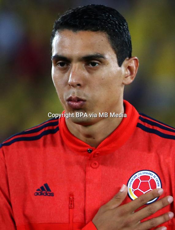 Conmebol_Concacaf - Copa America Centenario 2016 - <br /> Colombia National Team - <br /> Daniel Bocanegra