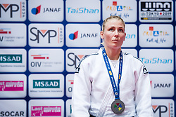 POLLING Kim of the Netherlands on July 27, 2019 at the IJF World Tour, Zagreb Grand Prix 2019, in Dom Sportova, Zagreb, Croatia. Photo by SPS / Sportida