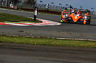 LMP2 G-Drive Racing Gibson 015S Nissan with drivers Simon Dolan, Giedo van der Garde, Harry Tincknell | European Le Mans Series | Silverstone Circuit | England | 16 April 2016 | Photo by Jurek Biegus.