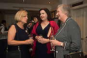 VICTORIA PROVIS; CLARA GOVIER; ELISABETH ELIAS An evening of entertainment at St James Court in support of the redevelopment of St Fagans National History Museum. In the spirit of the court of Llywelyn the Great . St. James Court Hotel. London. 17 September 2015<br />  <br /> Noson o adloniant yn St James Court i gefnogi ail-ddatblygiad Sain Ffagan Amgueddfa Werin Cymru