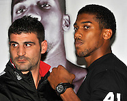 Matchroom Press Conference 031013