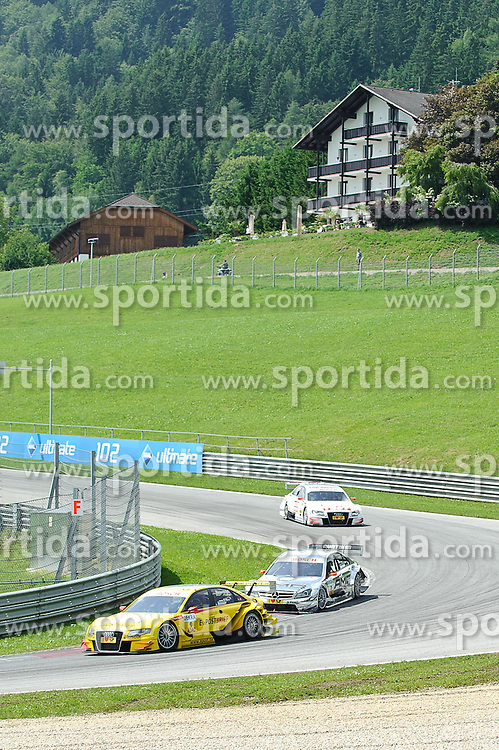05.06.2011, Red Bull Ring, Spielberg, AUT, DTM Red Bull Ring, im Bild ein Feature mit Mike Rockenfeller, (GER, Audi Sport Team Abt Sportsline), Jamie Green, (GBR, AMG Mercedes), Timo Scheider, (GER, Audi Sport Team Abt) // during the DTM race on the Red Bull Circuit in Spielberg, 2011/06/05, EXPA Pictures © 2011, PhotoCredit: EXPA/ S. Zangrando
